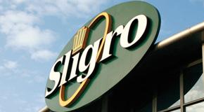 Sligro, orderprocessen