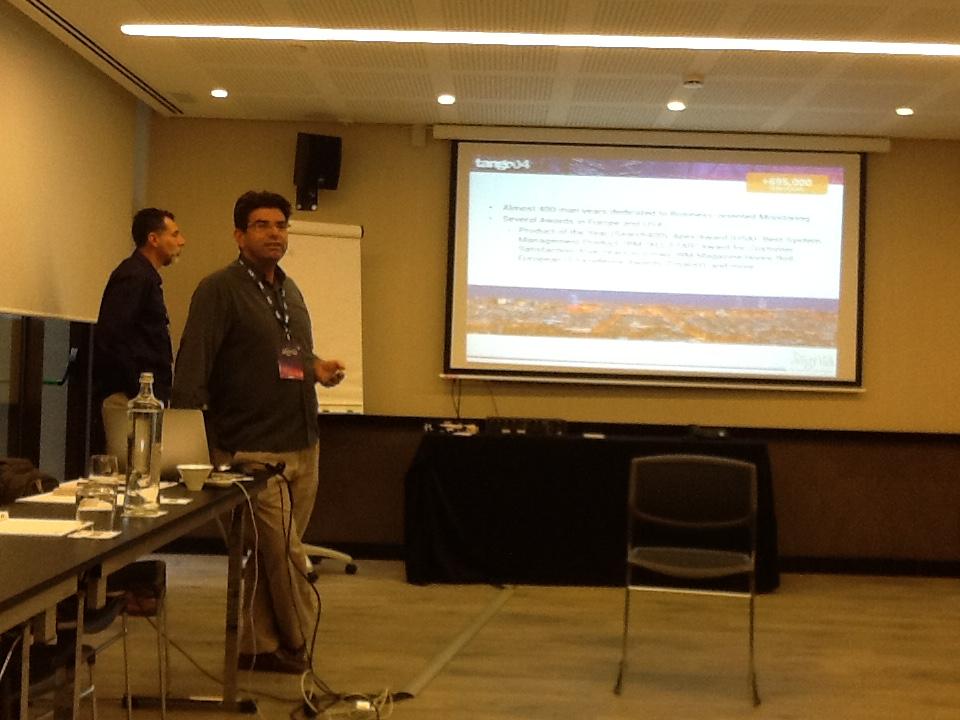 Monitoring symposium TANGO 9