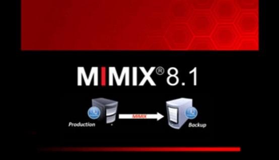 MiMiX-switch, MiMiX 8.1